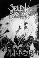 Seven Sisters - The WardenT shirt/Tape cover (ink) https://www.facebook.com/sevensistersuk/